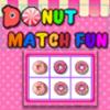 Donut Match Fun