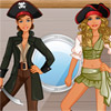 Makeover Studio – Pirate Girl